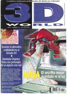 3D World Año 2 N°15 España, 1998 [PDF]