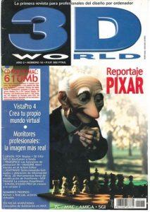 3D World Año 2 N°16 España, 1998 [PDF]