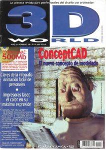 3D World Año 2 N°18 España, 1998 [PDF]