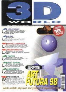 3D World Año 2 N°23 España, 1999 [PDF]