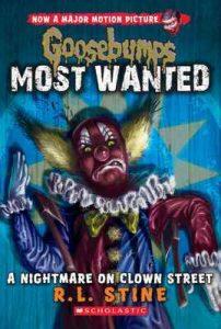 A Nightmare on Clown Street (Goosebumps Most Wanted #7) – R. L. Stine [ePub & Kindle] [English]