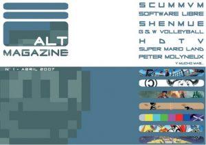 ALT Magazine N°1, Abril 2007 [PDF]