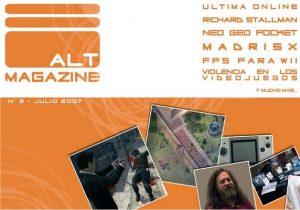 ALT Magazine N°2, Julio 2007 [PDF]