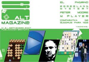 ALT Magazine N°3, Septiembre 2007 [PDF]