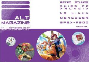 ALT Magazine N°4, Noviembre 2007 [PDF]