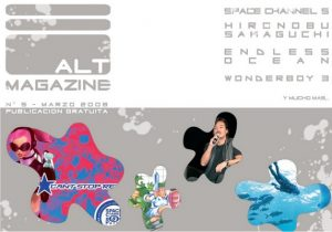 ALT Magazine N°5, Marzo 2008 [PDF]