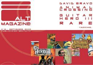 ALT Magazine N°6, Septiembre 2008 [PDF]