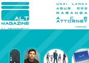 ALT Magazine N°7 2008 [PDF]