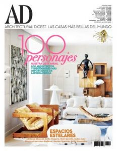 Architectural Digest Mexico – Junio, 2017 [PDF]