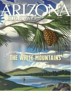 Arizona Highways Magazine – July, 2017 [PDF]