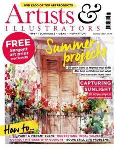 Artists & Illustrators – Summer, 2017 [PDF]