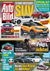 Auto Bild Spain n° 534 – 2-15 Junio, 2017 [PDF]
