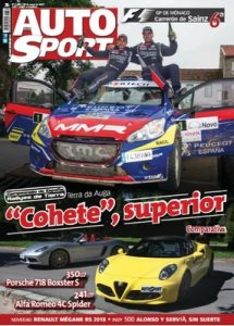 Auto Sport España N° 1631 – 30 Mayo, 2017 [PDF]