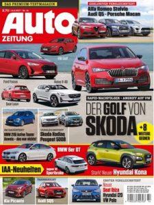 Auto Zeitung – 14 Juni, 2017 [PDF]