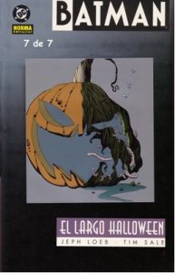 Batman: El Largo Halloween #7 [PDF]