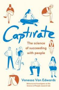 Captivate: The Science of Succeeding with People – Vanessa Van Edwards [ePub & Kindle] [English]