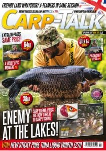Carp-Talk – Issue 1179 – 20-26 June, 2017 [PDF]