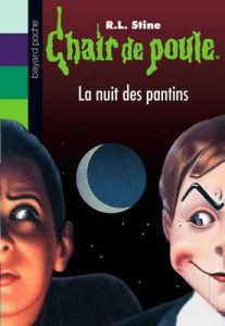 Chair de poule, Tome 2 : La nuit des pantins – R. L. Stine [ePub & Kindle] [French]