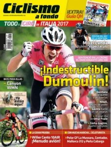 Ciclismo a Fondo España N°391 – Junio, 2017 [PDF]