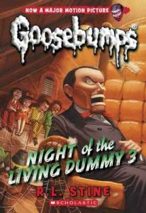 Night of the Living Dummy 3 (Classic Goosebumps #26) – R. L. Stine [ePub & Kindle] [English]