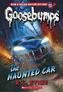 Classic Goosebumps #30: The Haunted Car – R. L. Stine [ePub & Kindle] [English]