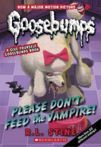 Classic Goosebumps #32: Please Don't Feed the Vampire! – R. L. Stine [ePub & Kindle] [English]