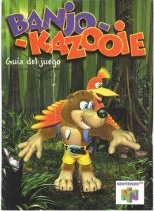 Club Nintendo – Nintendo 64 – Banjo-Kazooie – Guía del juego, 1998 [PDF]