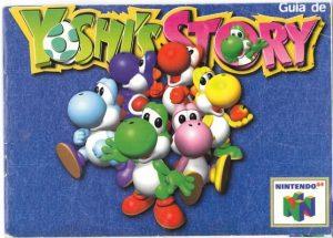 Club Nintendo – Nintendo 64 – Guia Yoshi Story, 1998 [PDF]