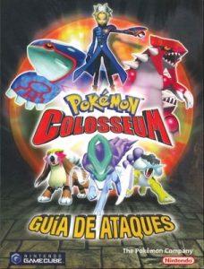 Club Nintendo – Nintendo Gamecube – Pokémon Colosseum – Guía de Ataques [PDF]