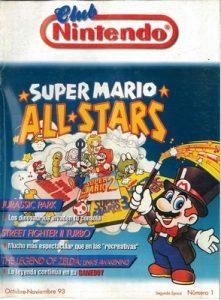 Club Nintendo Segunda Época – Número 1 – Octubre-Noviembre, 1993 [PDF]