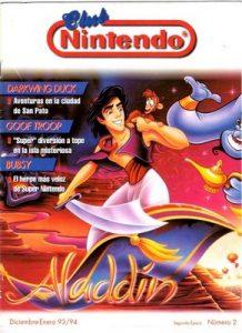 Club Nintendo Segunda Época – Número 2 – Diciembre,1993-Enero,1994 [PDF]