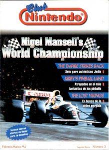Club Nintendo Segunda Época – Número 3 – Febrero-Marzo, 1994 [PDF]