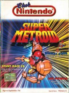 Club Nintendo Segunda Época – Número 6 – Agosto-Septiembre, 1994 [PDF]