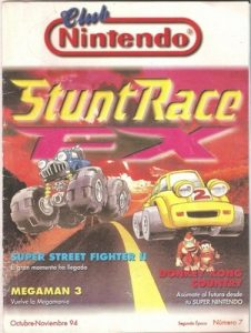 Club Nintendo Segunda Época – Número 7 – Octubre-Noviembre, 1994 [PDF]