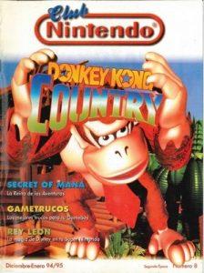 Club Nintendo Segunda Época – Número 8 – Diciembre 1994-Enero 1995 [PDF]