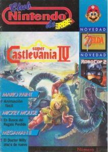 Club Nintendo de Erbe – Número 1, 1993 [PDF]