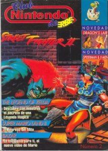 Club Nintendo de Erbe – Número 2, 1993 [PDF]