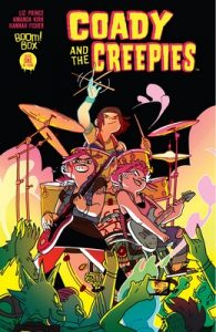 Coady and the Creepies #01 [PDF]