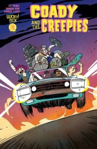 Coady and the Creepies #02 [PDF]