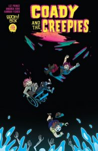 Coady and the Creepies #04 [PDF]