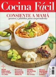 Cocina Fácil Mexico – Mayo, 2017 [PDF]