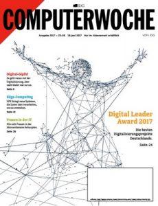 Computerwoche – 19 Juni, 2017 [PDF]