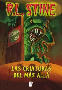 Criaturas del más allá – R. L. Stine [ePub & Kindle]