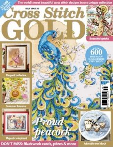 Cross Stitch Gold – Issue 139, 2017 [PDF]