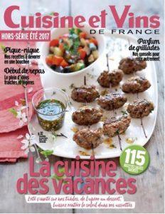 Cuisine et Vins de France Hors-Série – Été, 2017 [PDF]