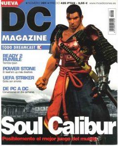 DC Magazine N°1 – 31 Enero, 2000 [PDF]