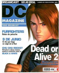 DC Magazine N°7 – 30 Julio, 2000 [PDF]