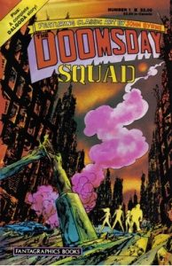 Doomsday Squad #1 – Fantagraphics [PDF] [English]
