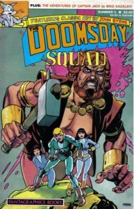Doomsday Squad #5 – Fantagraphics [PDF] [English]