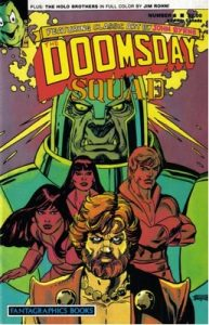 Doomsday Squad #6 – Fantagraphics [PDF] [English]
